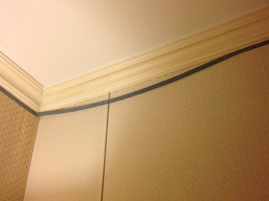 Grand Hotel Terme: Nella mia stanza 4 stelle superior... Mah...