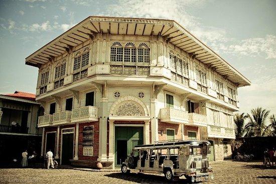 Las Casas Filipinas de Acuzar: Casa Bizantine