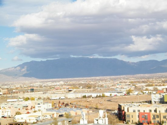 Hotel Albuquerque at Old Town: view
