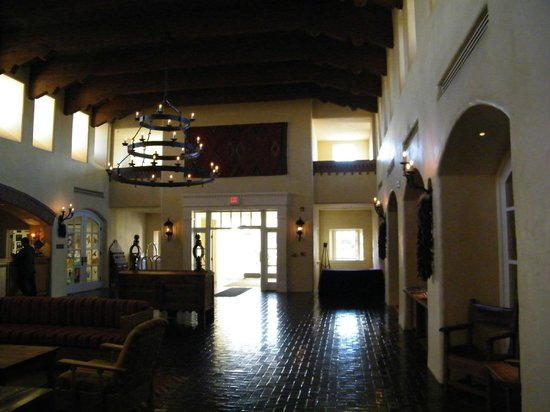 Hotel Albuquerque at Old Town: lobby