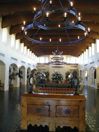Hotel Albuquerque at Old Town : lobby