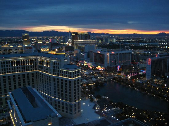 Vdara Hotel & Spa: Room View