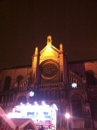 Place Ste. Catherine: chiesa santa caterina 2