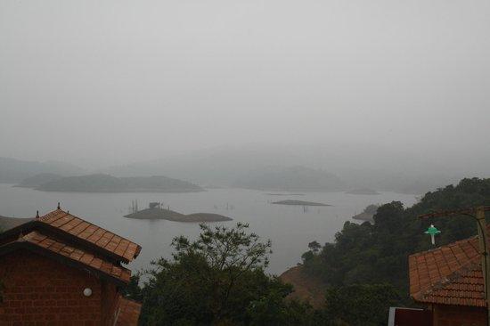 Banasura Island Resort : view from room