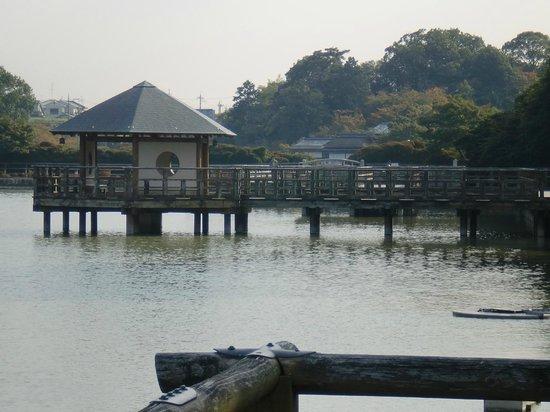 Nagaoka Tenmangu: とても落ち着く景色です