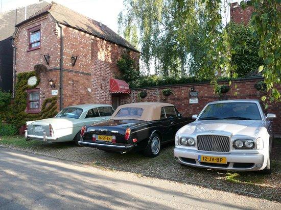 Hawthorn House Hotel: Coach House & Car Park
