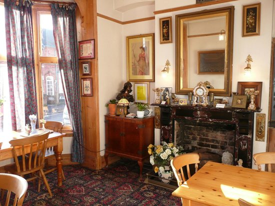Hawthorn House Hotel: Dining Room