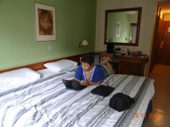 Hotel Bandeirantes : Habitacion 702