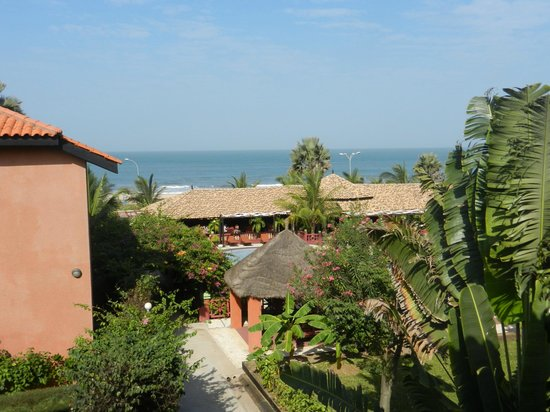 Seafront Residences & Hotel: Tuin Seafront