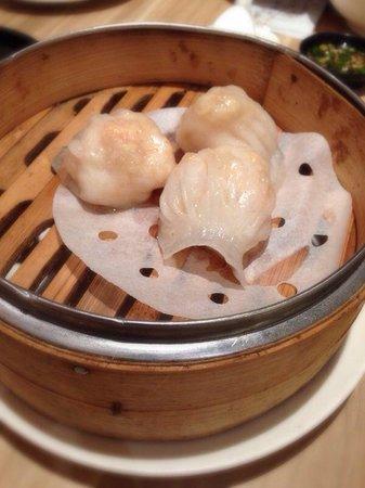 Canton-i: Har gao (prawn dumpling)