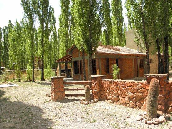 cabanas Tierra Huarpe