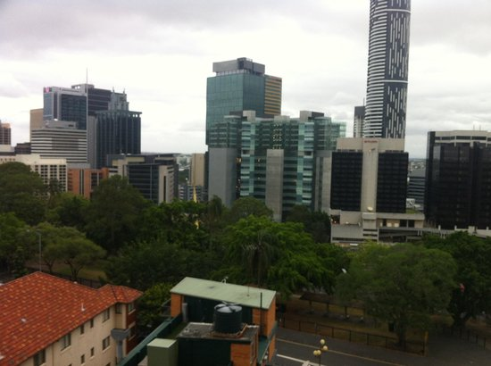 Hotel Urban Brisbane : From balcony
