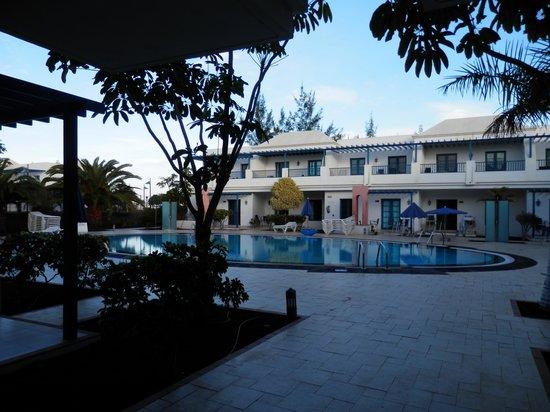 THB Tropical Island: Pool