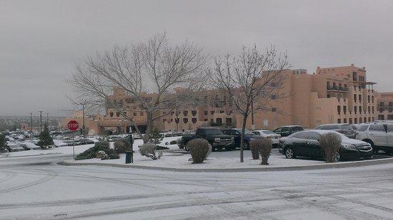 Homewood Suites Santa Fe: casino and resort