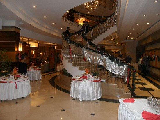 Side Star Park Hotel: prachtig in kerstsfeer