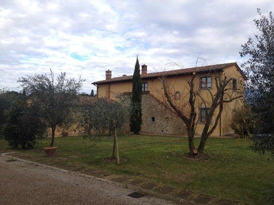 Struttura 2 picture of il giardino degli ulivi cortona for Il giardino degli ulivi monteviale