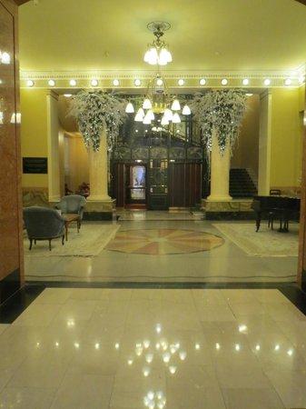 Hotel Metropol Moscow : Lobby