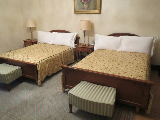 Hotel Metropol Moscow : Superior room