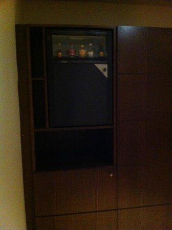 Hilton Brussels City : frigo