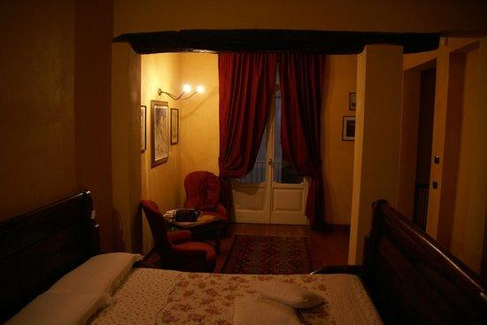 """B&B """"il MOLINO"""" Residenza Storica: la camera più lontana dalla strada"""