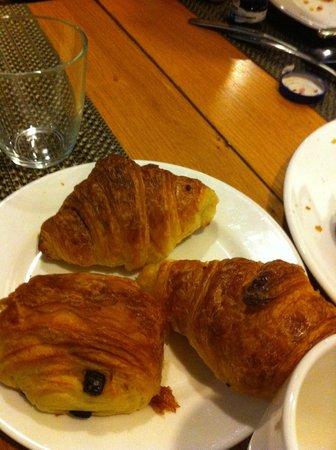 Hilton Brussels City: colazione
