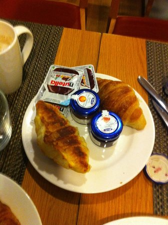 Hilton Brussels City: colazione 3