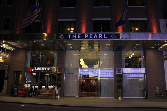The Pearl Hotel: Exterior of the hotel