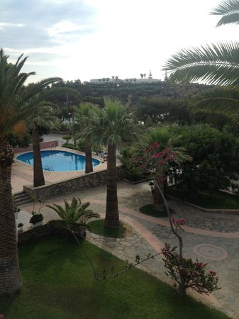 Lato Hotel: Room with a view