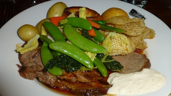 The Cairngorm Hotel: Sunday lunch!