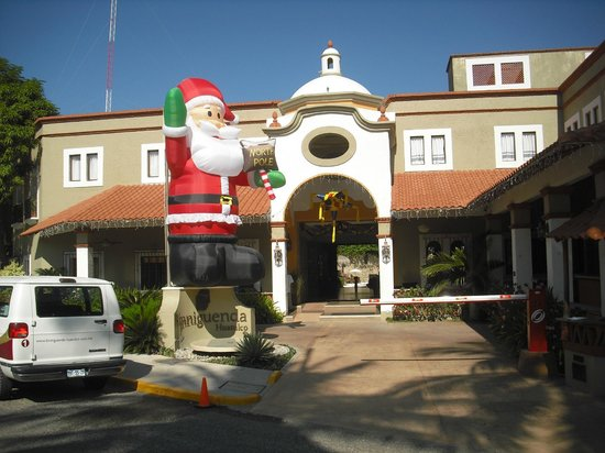 Binniguenda All Inclusive: Entry of the Hotel