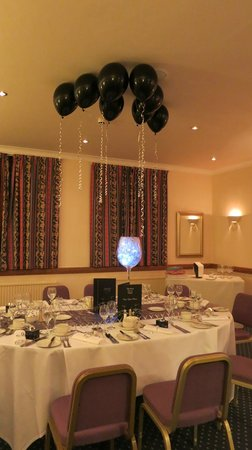 BEST WESTERN Banbury House Hotel: Our Private Dining Room