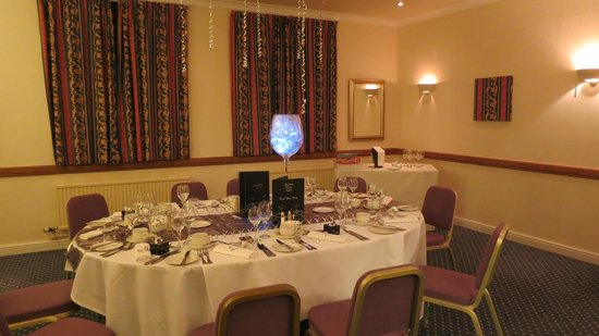 BEST WESTERN Banbury House Hotel: Every little detail was there