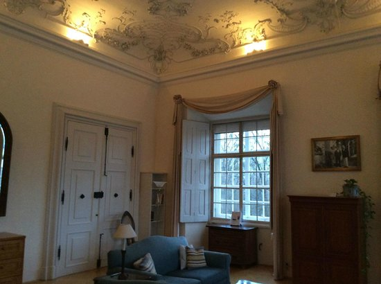 Hotel Schloss Leopoldskron: Max Reinhardt Suite-Living Room