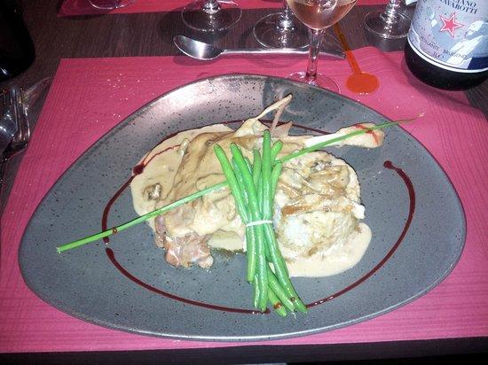 Le Murano: Le plat principal