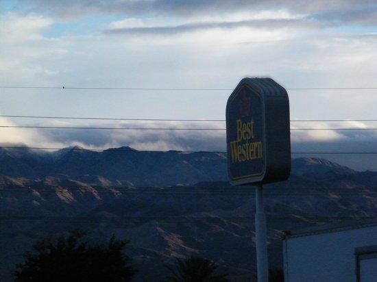 Best Western Date Tree Hotel: signage