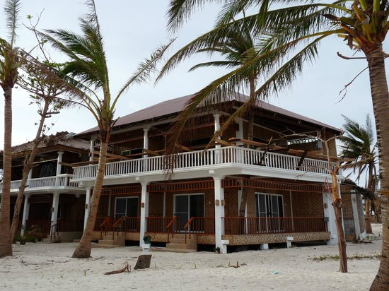 Malapascua Exotic Island Dive & Beach Resort: Strandbungalow / Zimmer