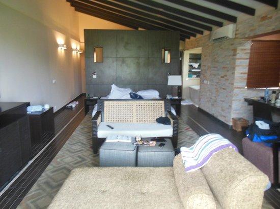 Epe Resort : Luxury graden suite
