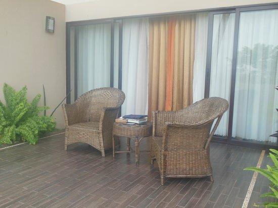 Epe Resort : Patio