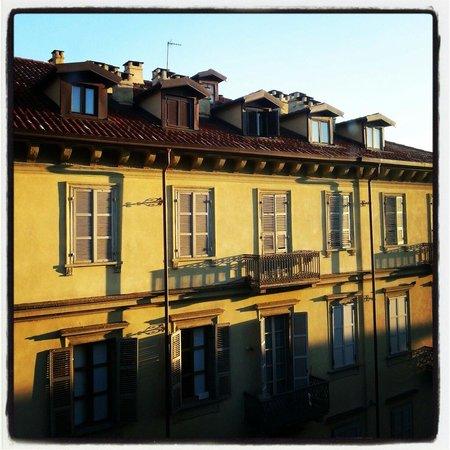 Mercure Torino Crystal Palace : Veduta.