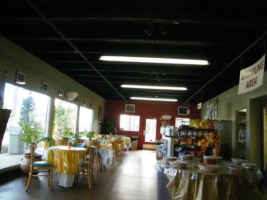 Oasis Date Gardens: interior