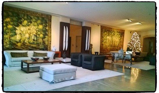Park Hotel Ai Cappuccini: Hall