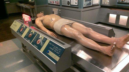 National Museum of Crime & Punishment: CSI