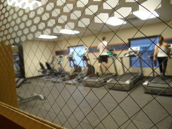 Hampton Inn and Suites Arcata, CA : Exercise facilities