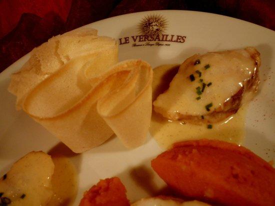 Le Versailles : LA LOTTE