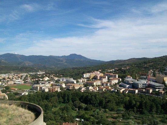 Belvédère Point Panoramique : Vista panoramico