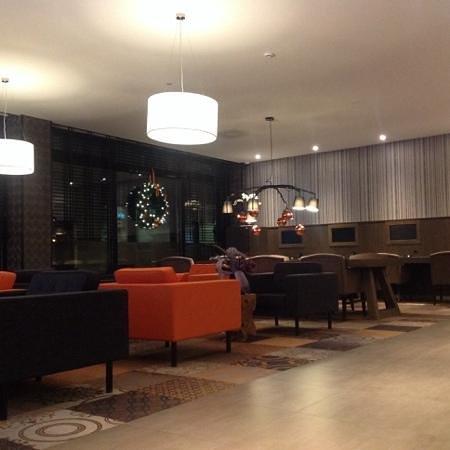 Hotel Golden Tulip Amsterdam West : Meeting room