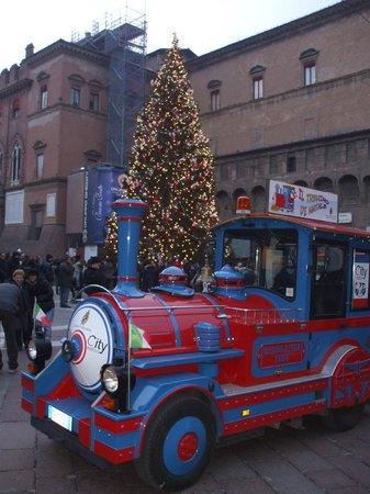 Ramada Encore Bologna : TRENINO