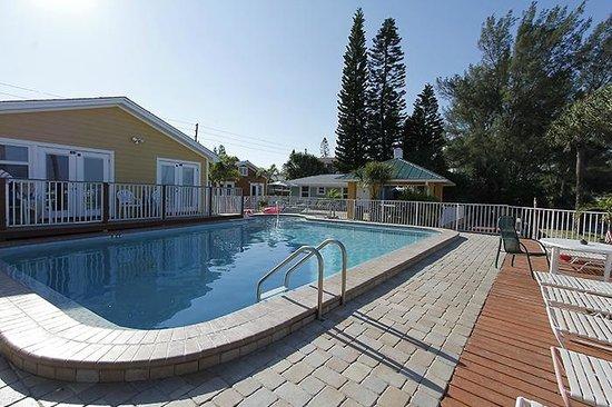 Suncoast Motel : Suncoast Villa grounds