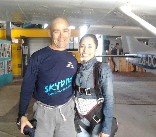 Skydive Cape Town: Salto duplo com iinstrutor