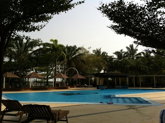 Eko Hotels & Suites : Swimming pool